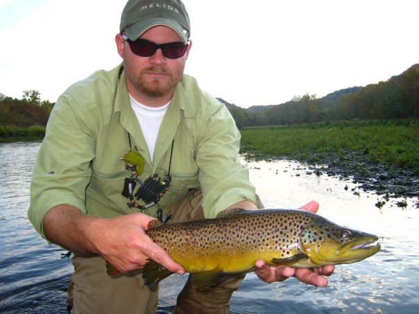 East Tennessee Fly Fishing Guide Doug moore