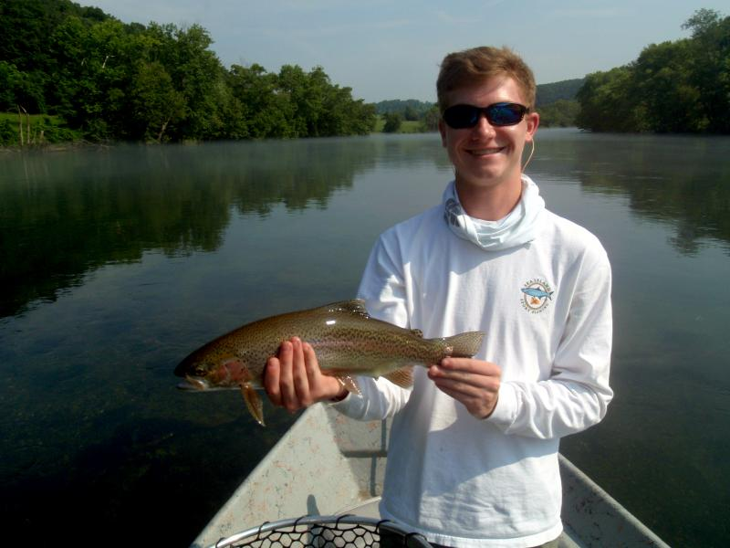 Tennessee Trophy Trout Fishing Guide Service