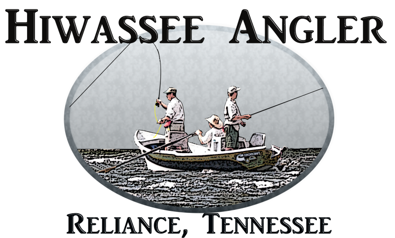 Hiwassee Angler, the only full service fly shop and guide service on the river.