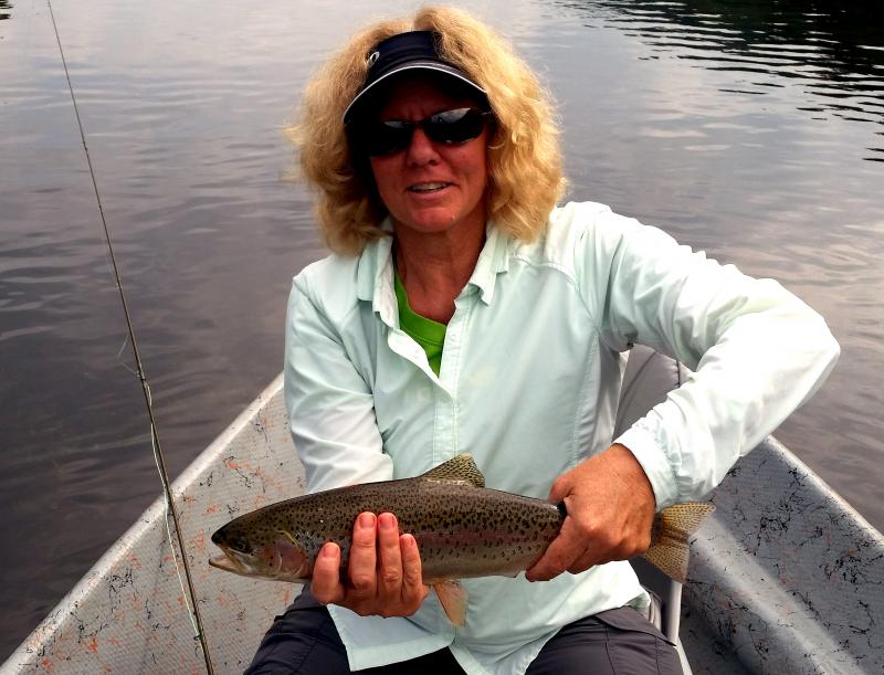 Tennessee Fly Fishing Guides Rocky Top Anglers Drift Boat trout guide